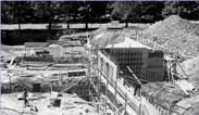 Construction of Pace Law Library