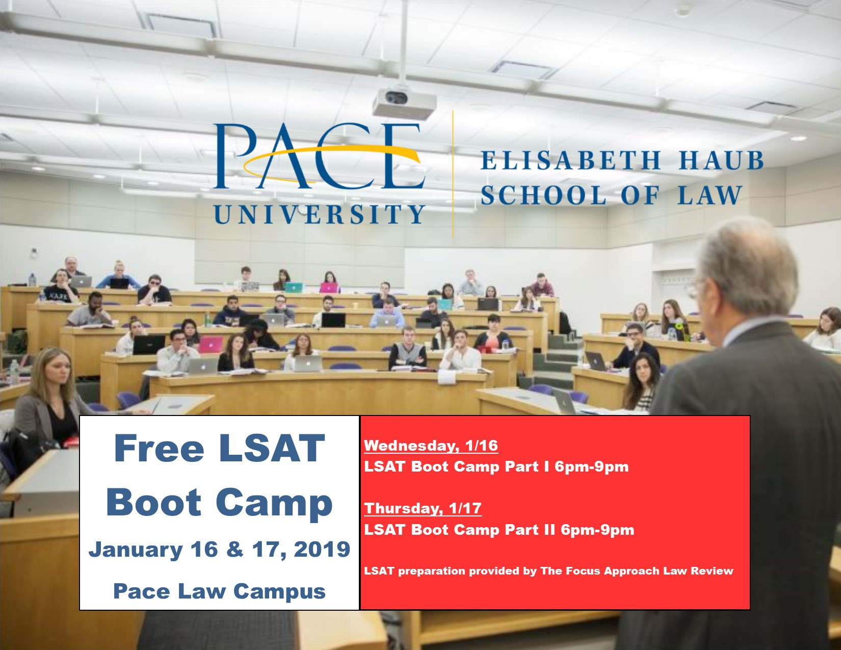 LSAT Boot Camp