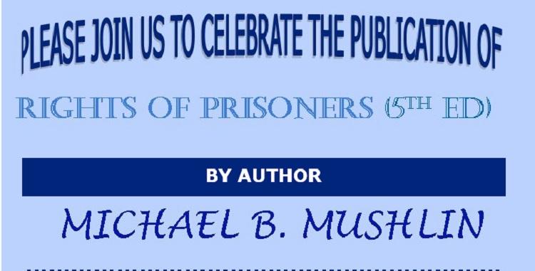 Michael Mushlin invitation