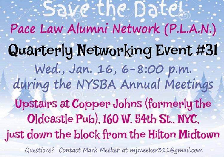 Pace Law Alumni Network