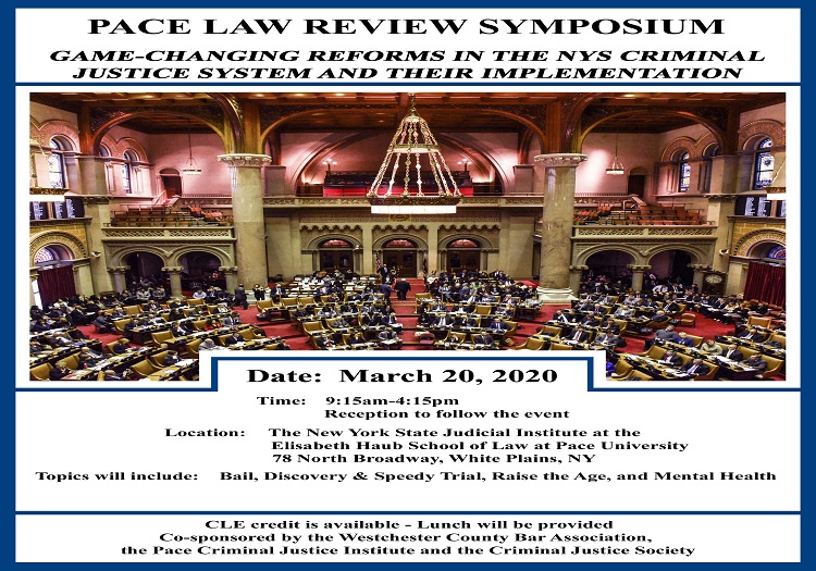 Pace Law Review Symposium FINAL