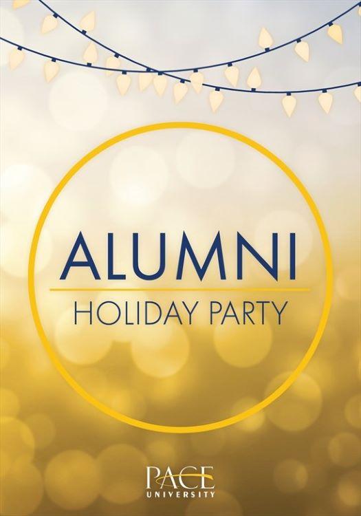 Alumni Holiday Card