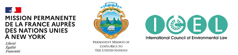 UNGA side event briefing logos