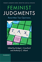 Feminist Judgments: Rewritten Tax Opinions book cover