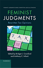 Feminist Judgments cover