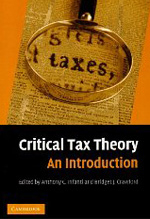 Critical Tax Theory book cover