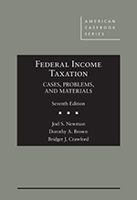 Federal Income Taxation 7th edition book cover