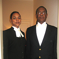 Joelle Harris, Solicitor General