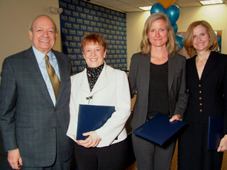 New Directions team won the 2011 Pace University Outstanding Contribution to the University Award!