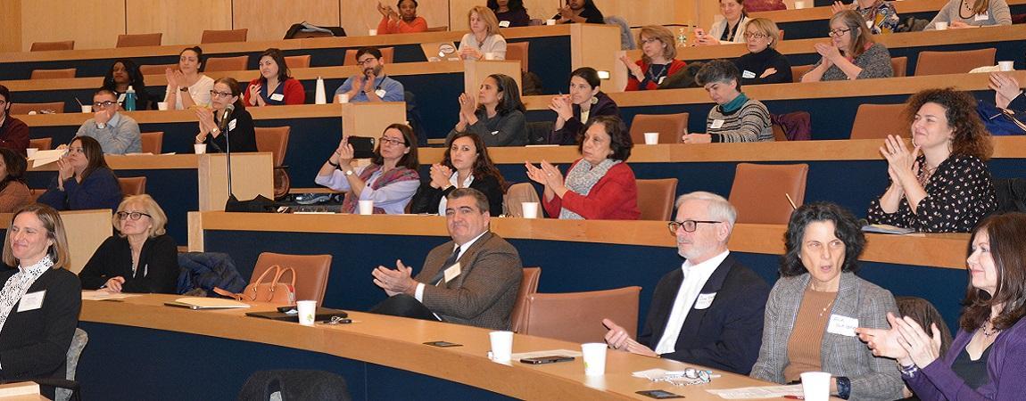 Lecture in the Judicial Institute