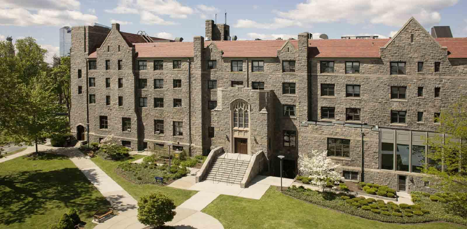 Preston Hall, Elisabeth Haub School of Law