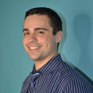 Anthony Desiato, Associate Director of Admissions