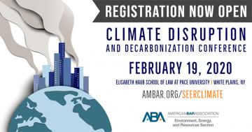 Climate Disruption Conference