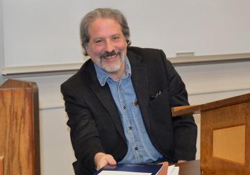 Professor David Dorfman to represent Cricket Valley protesters