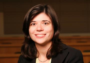 Professor Emily Gold Waldman