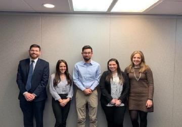 Legal Services of the Hudson Valley pro bono scholars