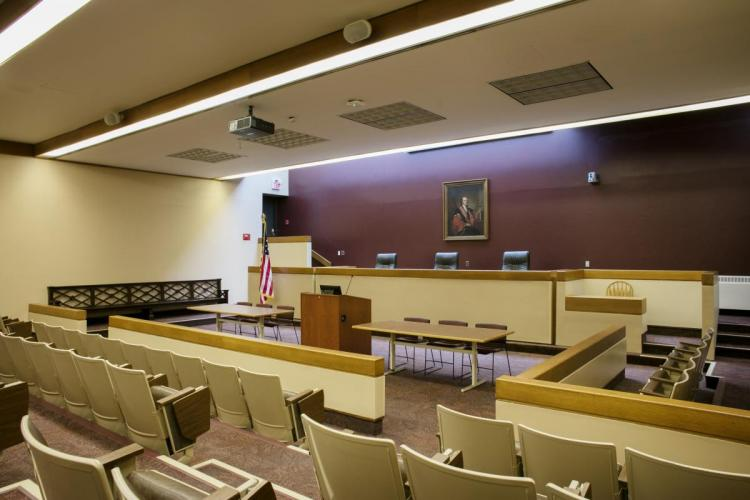 Moot Court Room