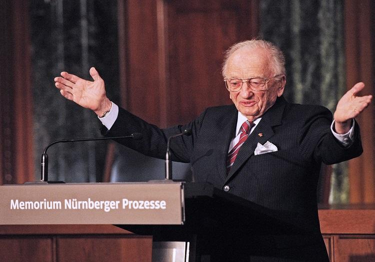 Nuremberg Trial Prosecutor Ben Ferencz