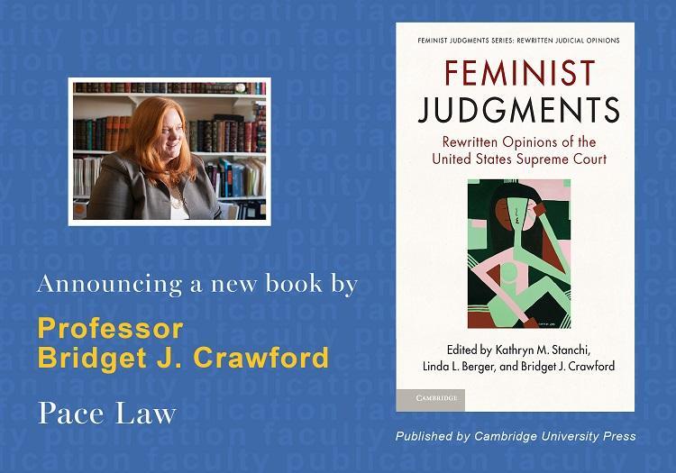 Feminist Judgments by Bridget Crawford