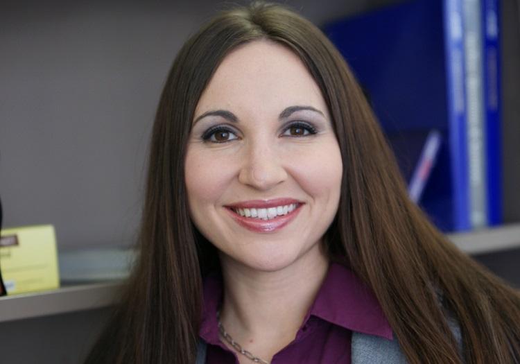 Director of Academic Success Danielle Kocal