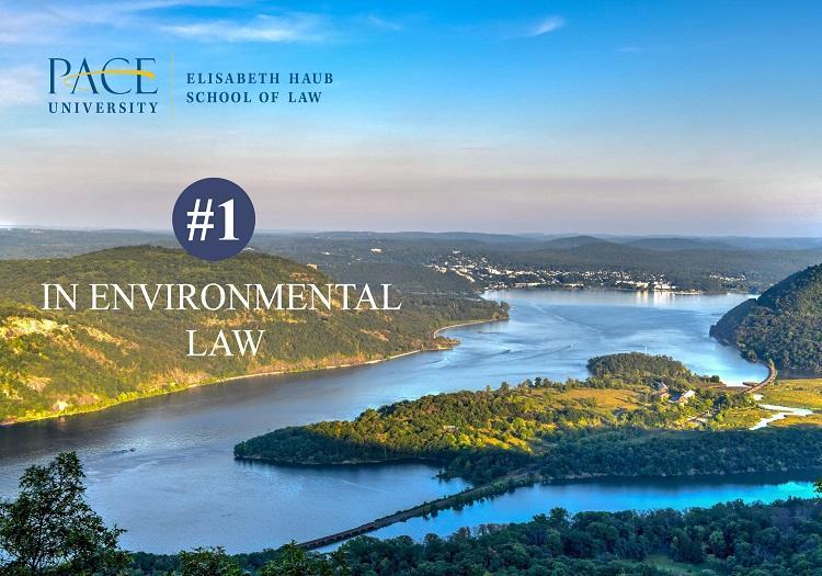Environmental Law Program Ranks 1