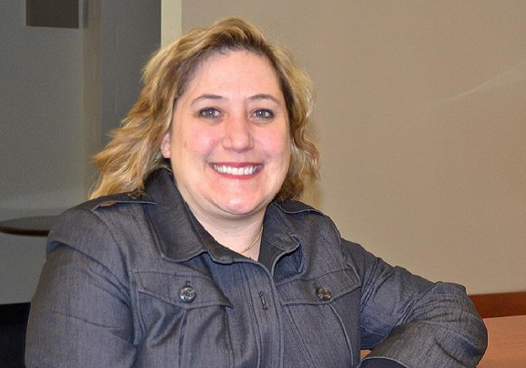 Assistant Dean Jill Backer