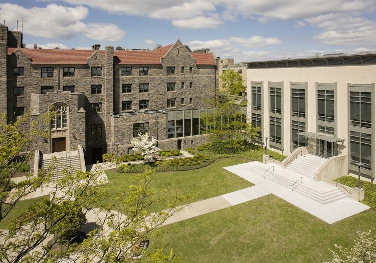 Preston and Ottinger Halls