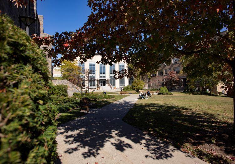 Scenic Campus Photo