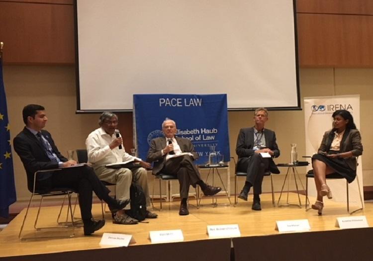 Panel at UN